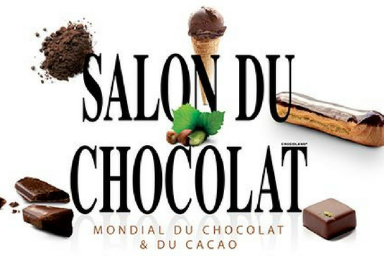 FERRANDI partenaire officiel du salon du chocolat 2017