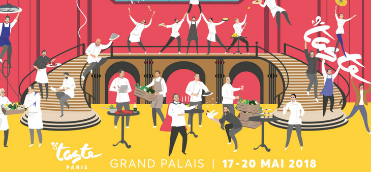 FERRANDI Paris à Taste of Paris 2018